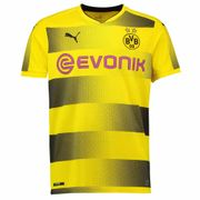 2017-2018 Borussia Dortmund Puma Domicile Maillot (Big Sizes)