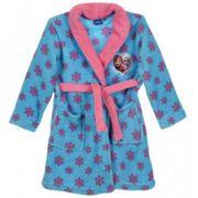 Robe de chambre La Reine des neiges é flocons  turquoise - 4 ans bleu