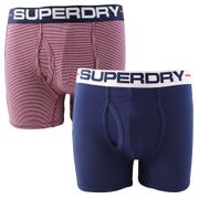 SUPERDRY Sport Pack 2 Boxers Homme
