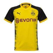 2017-2018 Borussia Dortmund Puma UCL domicile Football Shirt
