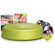 Zumba Step de fitness avec 4 DVD d'entraînement Vert ZUS001