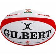 Ballon de rugby Gilbert Pays de Galles (taille 5)