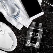Acétyl L-Carnitine 90 gélules - naturel