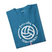 T-shirt fille France volley Yavbou ball