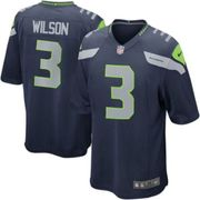 Maillot NFL Seattle Seahawks Russell Wilson Nike Game Team pour junior Bleu marine taille - XL (165-175cm)
