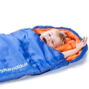 Vegas Junior - Sac de couchage sarcophage enfant - 170 x70 cm -Bleu