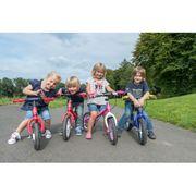 Hudora Toddler - Vélo Enfant - Draisienne - Rouge