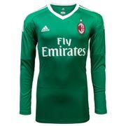 Milan AC Homme Maillot Gardien Football Vert Adidas cd3335d70c8