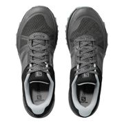 Chaussures Salomon Trailster GTX gris noir