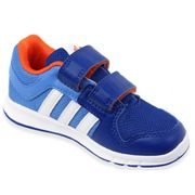 LK TRAINER 6 CF I BLU - Chaussures Bébé Garçon Adidas