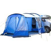 Aarhus Travel - Auvent autoportant pour Van Minibus - tente - bleu - 2 personnes