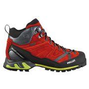 Chaussures Montantes De Randonnée Gore-tex Millet Super Trident Gtx Red - Rouge