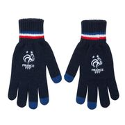 Gants FFF - Collection officielle Equipe de France de Football - Taille enfant