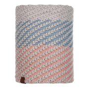 Buff Knitted Polar Neckwarmer Nella PrimaLoft Multi marron clair pour femme