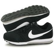 Nike Md Runner 2 noir, baskets mode enfant