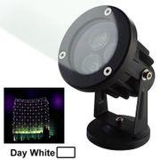 Projecteur luminaire HD3W / 240LM de Haute Qualité en fonte d'Aluminium Matériel Projecteur de LED de la Lampe(Lumière Blanche)