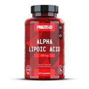 Alpha Lipoic Acid 500mg 60 caps - naturel