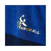 Maillot FFHB  Handball Bleu Garçon Adidas