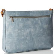 sac bandoulière bleu femme desigual