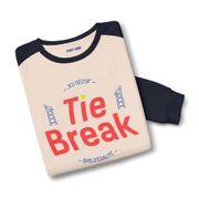 Sweatshirt bicolore Tie Break