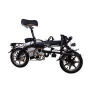 Vélo électrique pliable 350W 48V 10AH lithium-ion Alliage d'aluminium