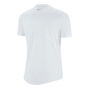 T-shirt Nike Miller manche courte blanc femme