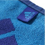 ADIDAS TOWEL S BLU - Serviette Natation Adidas