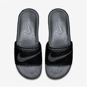 cheap for discount 1b5b5 dbff9 ... Tongs Nike Benassi Solarsoft noir. Previous