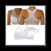 Protège poitrine Coolguard blanc Taille - XS