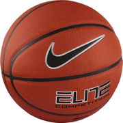 Ballon de Basketball Nike Elite Competition 8 panneaux taille 6 Orange