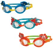 Zoggs Finding Dory Junior Kids Adjustable UV Swimming Goggles