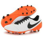 Chaussure de foot Tiempo Genio II leather Nike