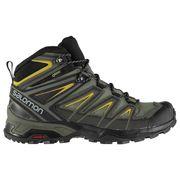 X Ultra 3 Gtx Mid Chaussures De Marche Randonnée Montagne