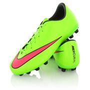Nike Mercurial Victory 5 Ag vert, chaussures de football enfant