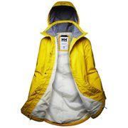 HELLY HANSEN W Elements Summer Coat  Sulphur L