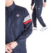 Ensemble jogging homme COHEN navy veste zippée