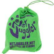 Bolas foulard NetJuggler Vertes
