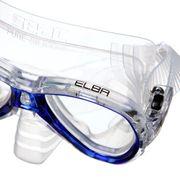 LUNETTES DE PLONGEE - MASQUE DE PLONGEE  Masque de Plongée Elba - Adulte - Bleu