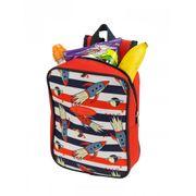 Lunch Bag Rocket