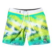 Board Short Quiksilver Glitched 18