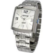 Montre YEMA Homme Silver - YMHF0515