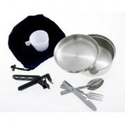 Popote inox Scout CAO 1 personne