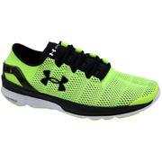 Under Armour Speedform Turbulence 1289789-363 H Chaussures de running Noir,Vert