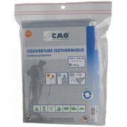 Couverture isothermique de survie CAO