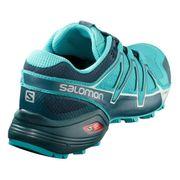 Chaussures Salomon Speedcross Vario 2 bleu ciel femme