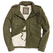 SUPERDRY Classic Winter Rookie Military Veste Femme