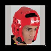 Casque de taekwondo Rouge Kwon Taille - XS