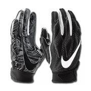 Gant de Football Américain Nike Superbad 4.5 Noir Taille - M