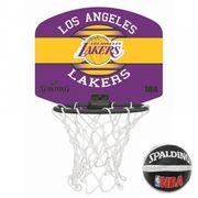 PANIER DE BASKET-BALL - PANNEAU DE BASKET-BALL  Panier de basket-ball NBA LA Lakers