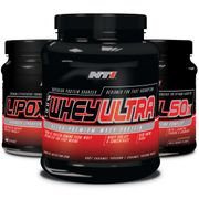 PACK 5 : 2 LIPOXYL 50X + 1 100% WHEY ULTRA 2KG